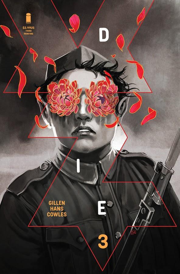 Die #3, third printing