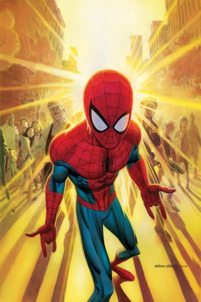 Friendly Neighborhood Spider-Man #4