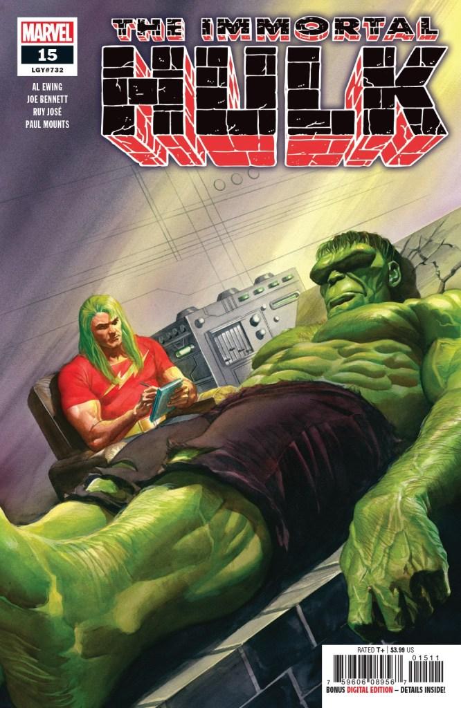 The Immortal Hulk #15