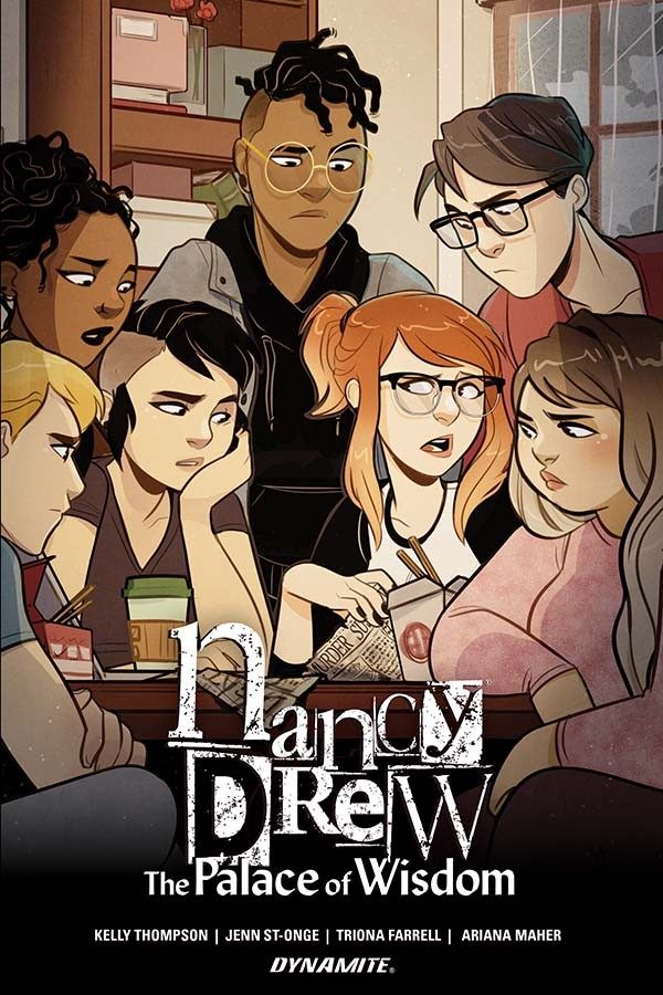Nancy Drew: Palace of Wisdom TP