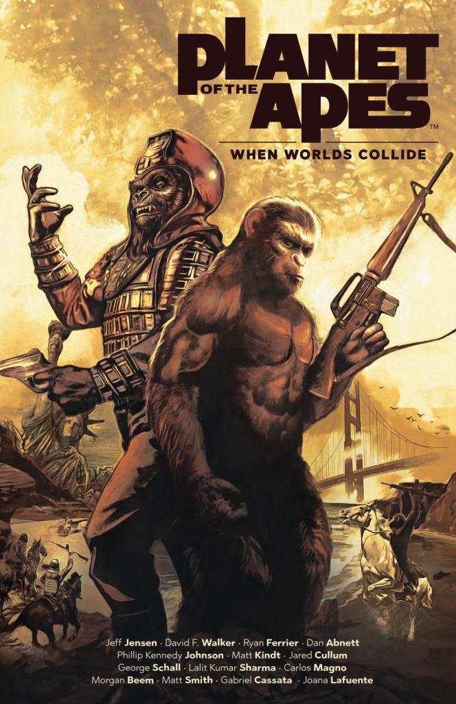 Planet Of The Apes: When Worlds Collide SC