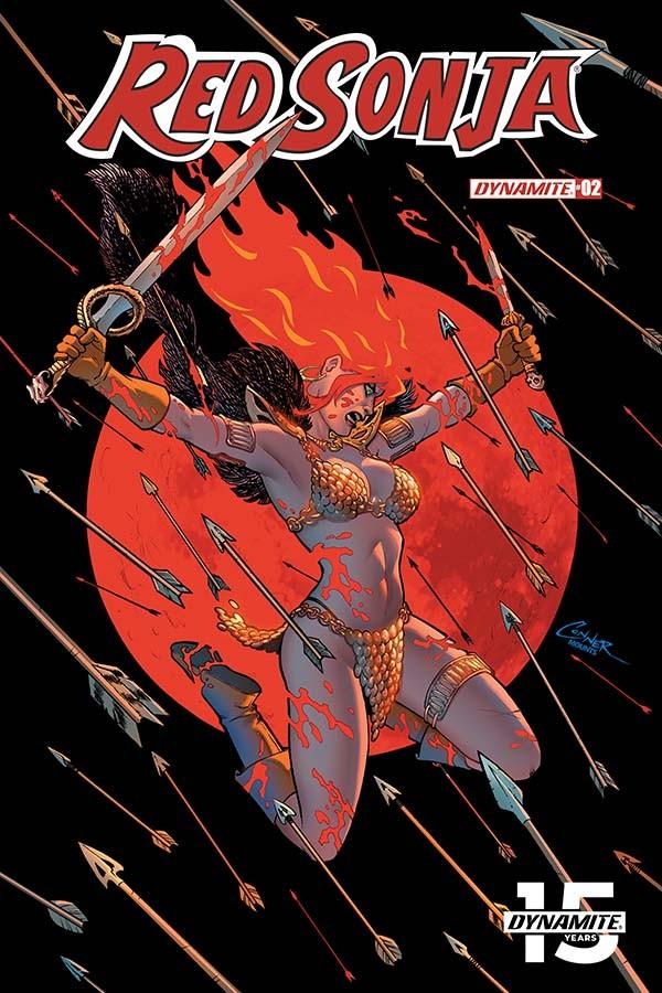 Red Sonja (Vol.5) #2