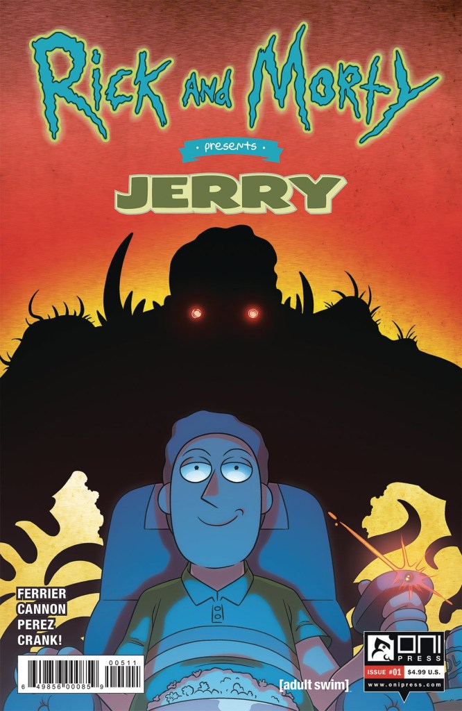 Rick and Morty Presents Jerry #1