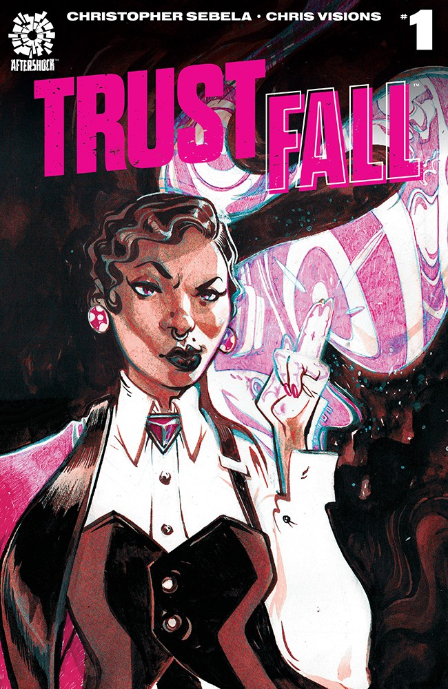 Trust Fall #1