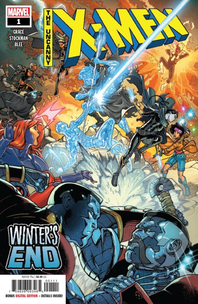 Uncanny X-Men Winter's End #1