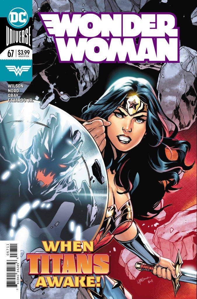 Wonder Woman #67