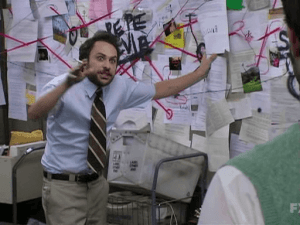 Charlie Day conspiracy
