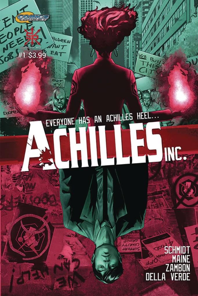 Achilles Inc. #1