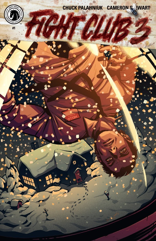 Fight Club 3 #1 Convention Exclusive (Becky Cloonan)