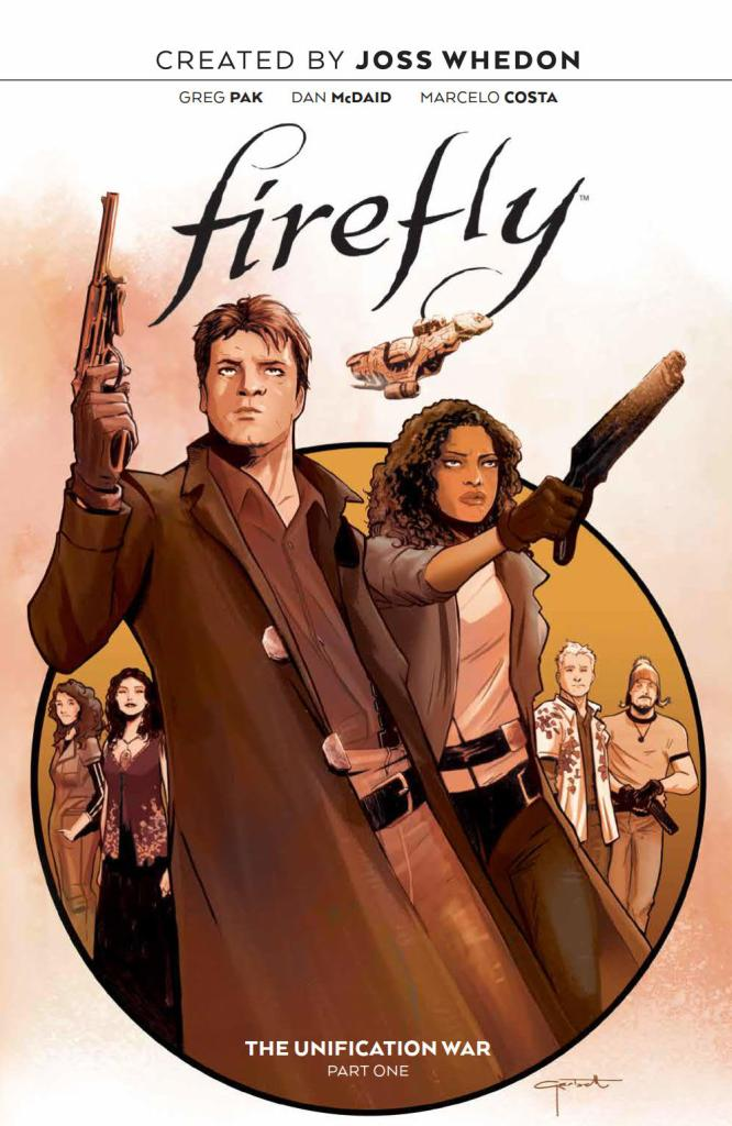 Firefly: The Unification War Vol 1 HC