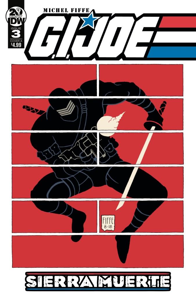 G.I. Joe: Sierra Muerte #3