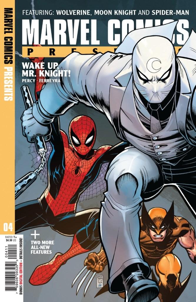 Marvel Comics Presents #4