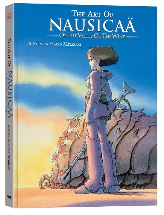 THE ART OF NAUSICAÄ OF THE VALLEY OF THE WIND