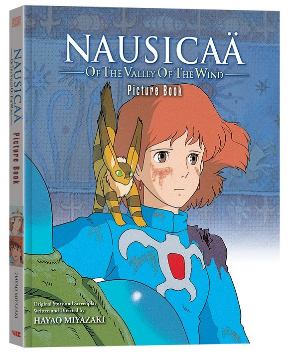 NAUSICAÄ OF THE VALLEY OF THE WIND PICTURE BOOK
