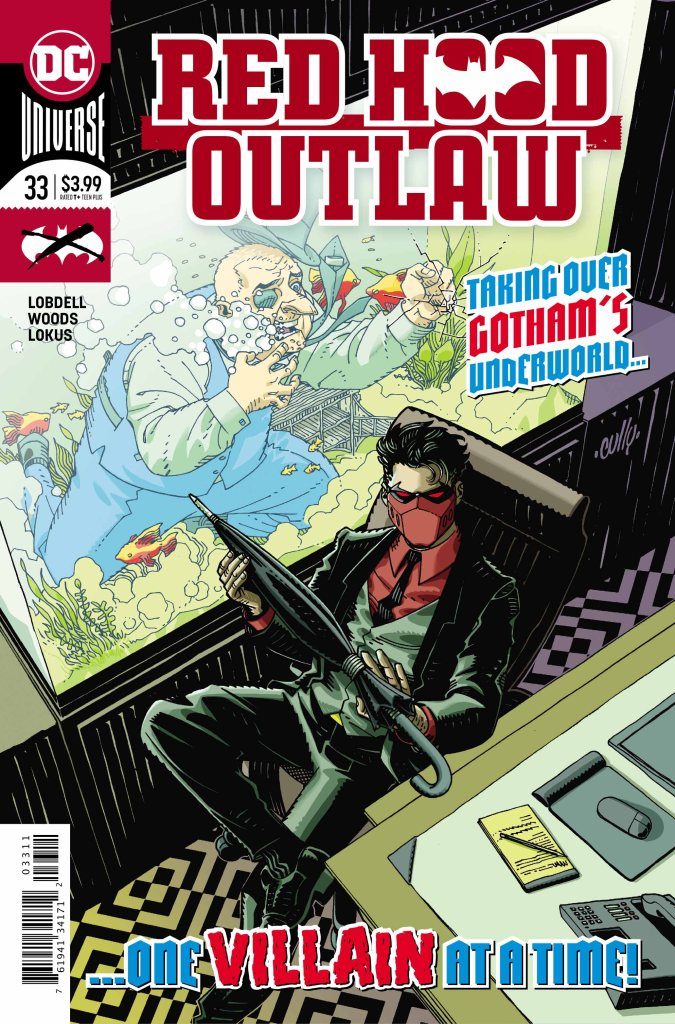 Red Hood Outlaw #3