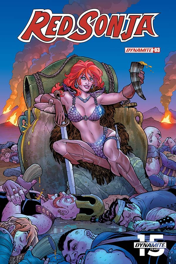 Red Sonja (Vol. 5) #3