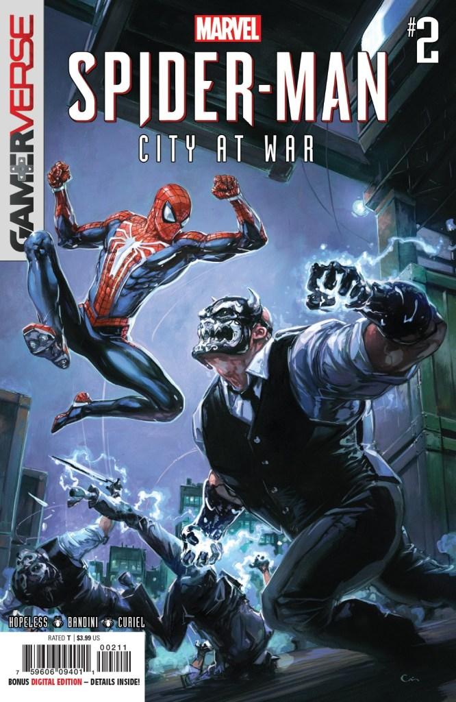 Marvel's Spider-Man: City at War #2