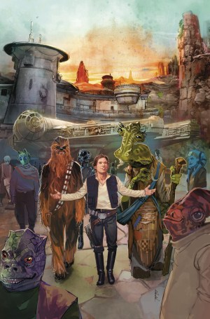 Star Wars: Galaxy's Edge #1