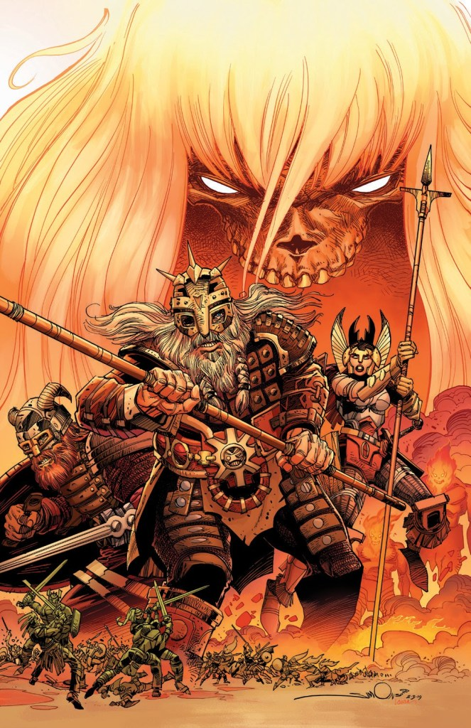 Ragnarök: The Breaking of Helheim #1