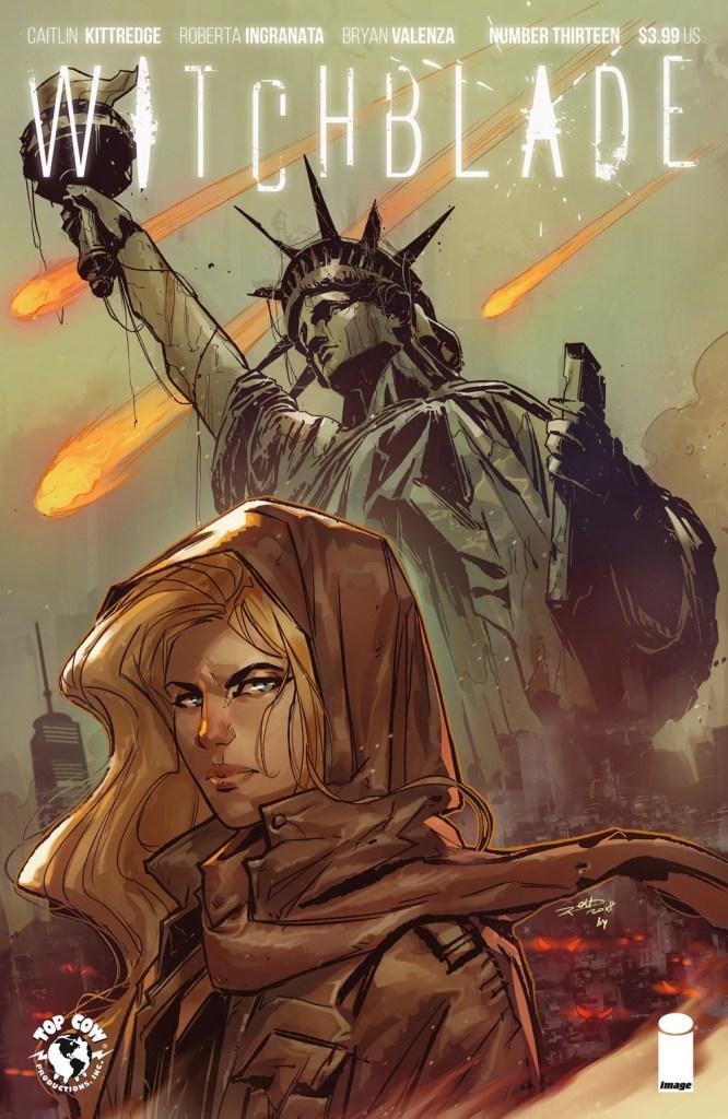 Witchblade #13