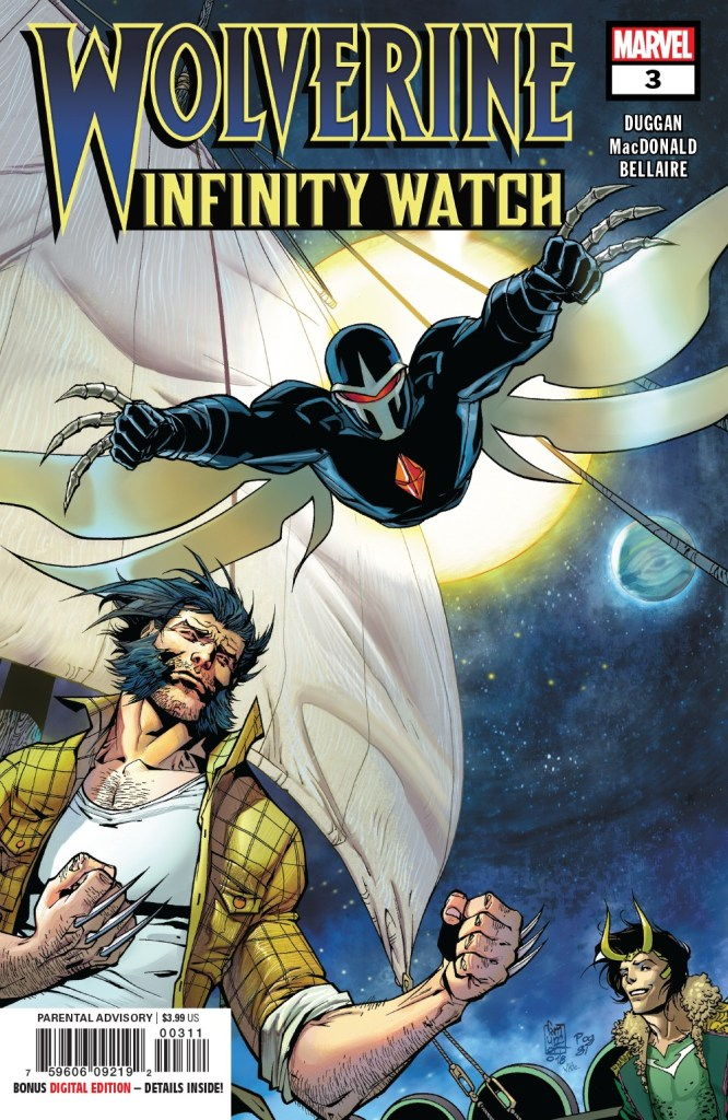 Wolverine: Infinity Watch #3 (of 5)