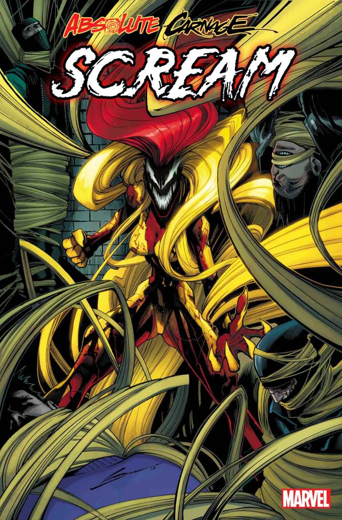 ABSOLUTE CARNAGE: SCREAM #1 (of 3)