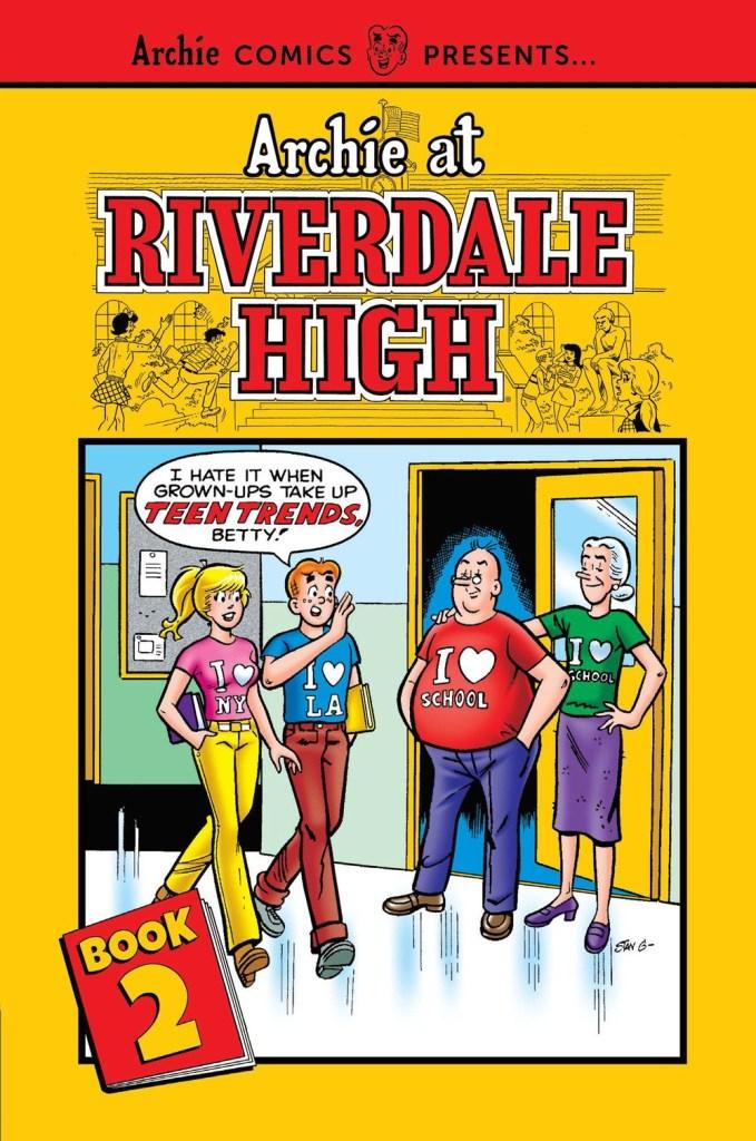 ARCHIE AT RIVERDALE HIGH VOL. 2 (TP)