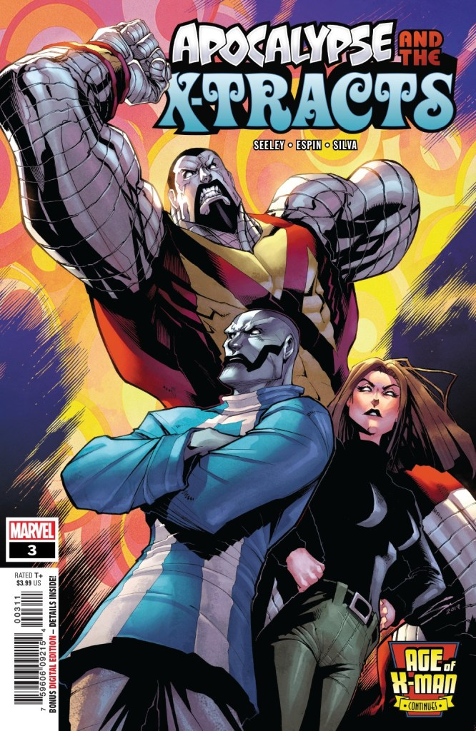 Age of X-Man: Apocalypse and the X-Tracts #3 (of 5)