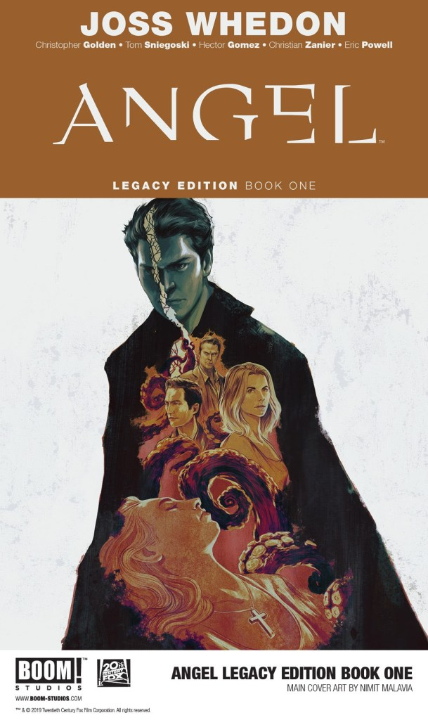 Angel: Legacy Edition Book One