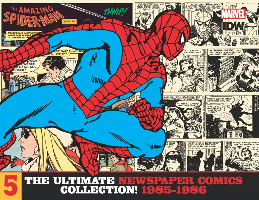 The Amazing Spider-Man: The Ultimate Newspaper Comics Collection, Vol. 5