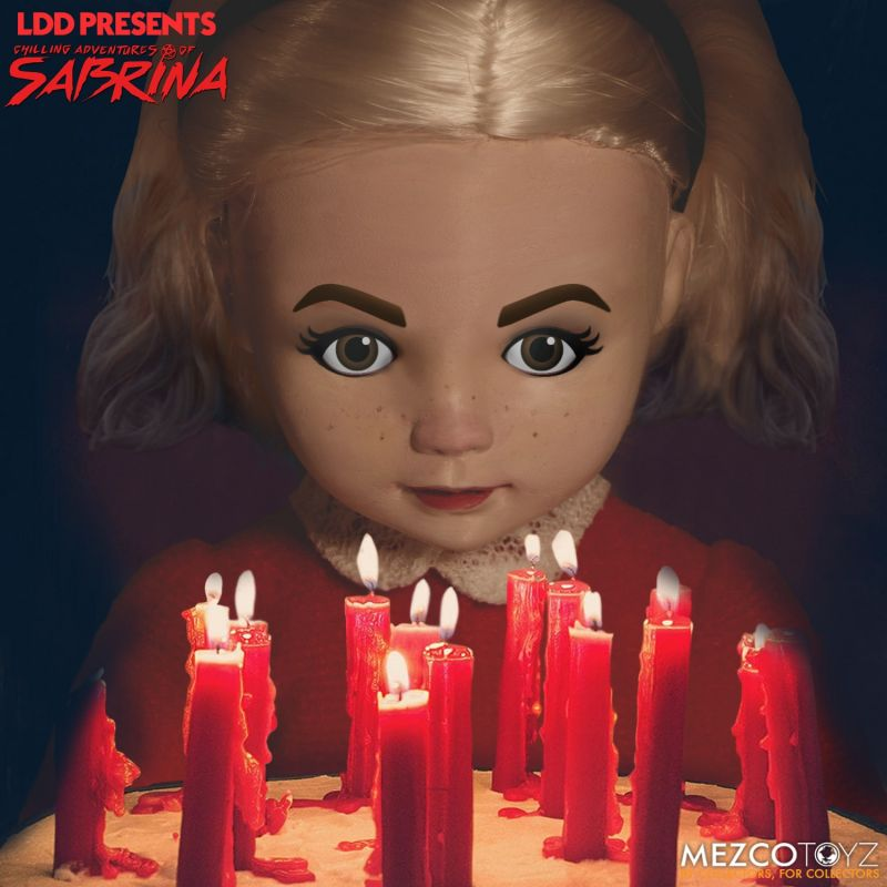 The Living Dead Dolls Presents Chilling Adventures of Sabrina