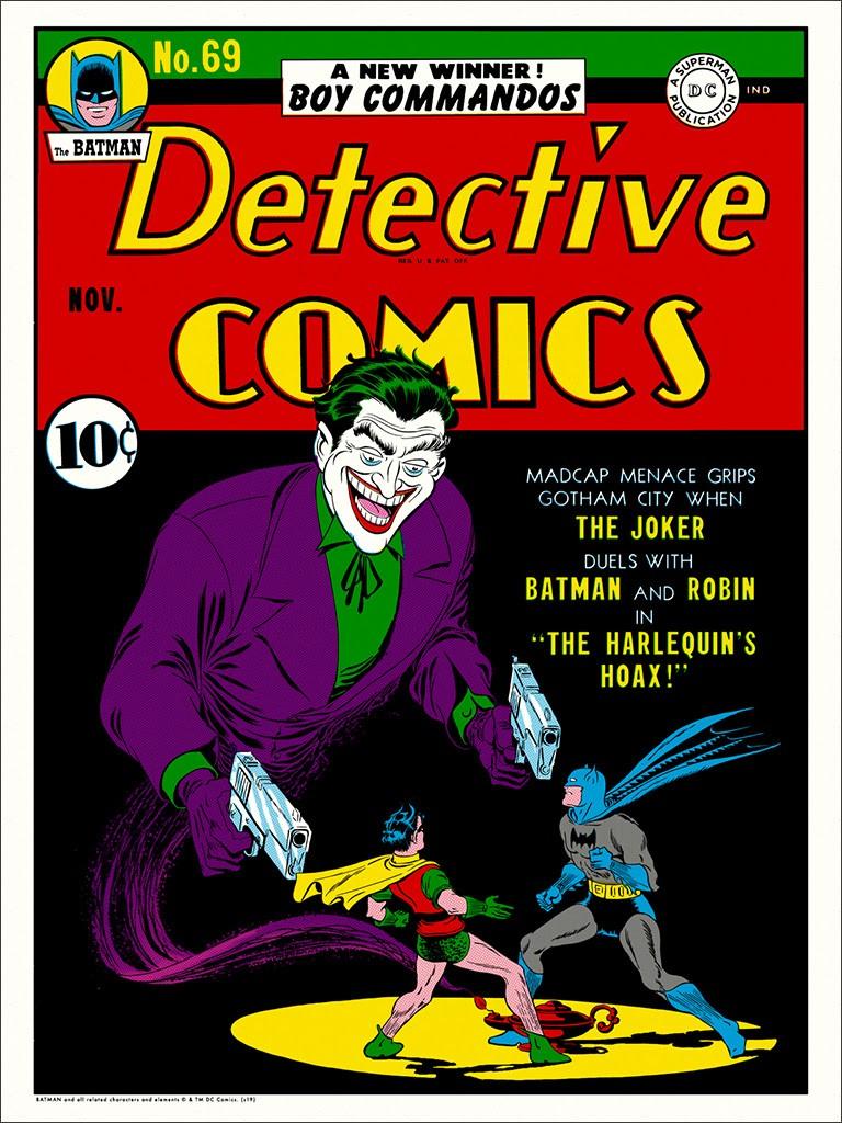 Detective Comics 69