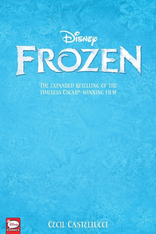 Disney Frozen YA Retelling