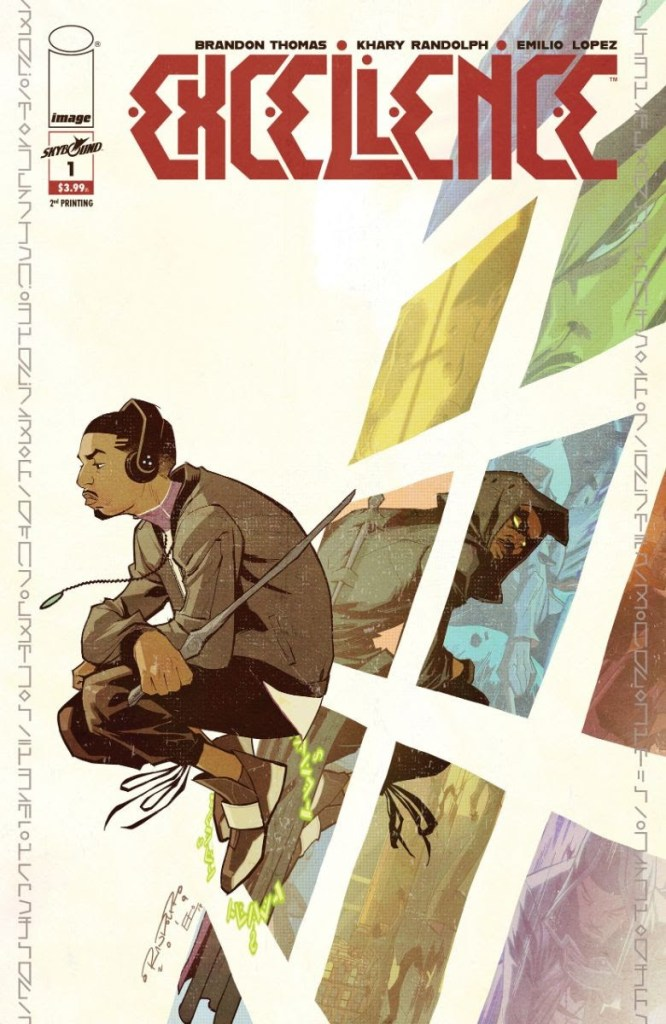 Excellence #1, second printing