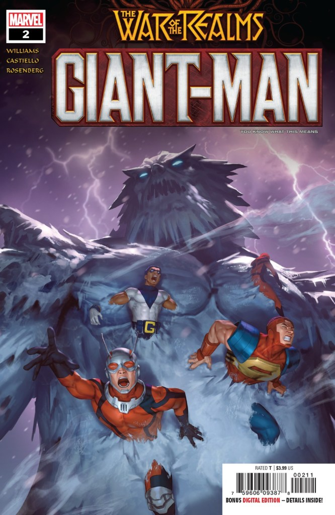 Giant-Man #2 (of 3)
