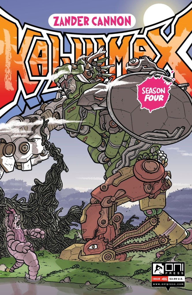 Kaijumax, Season 4 #6
