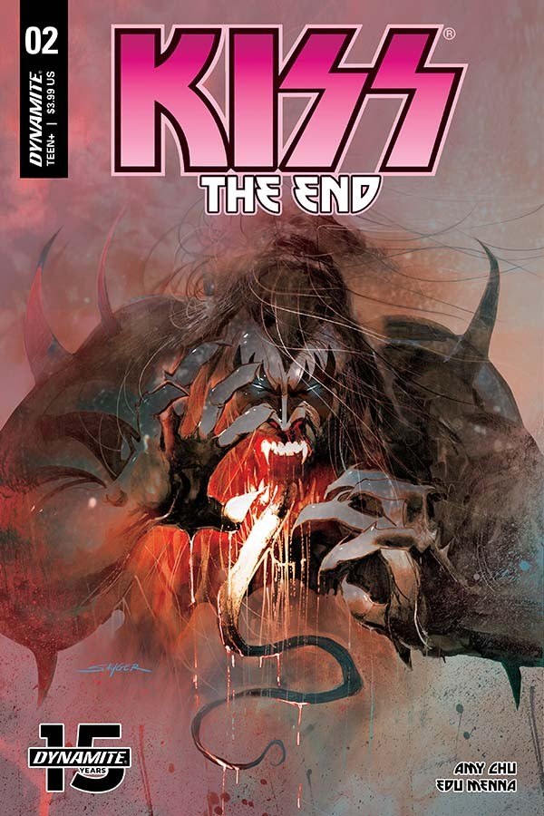 KISS: The End #