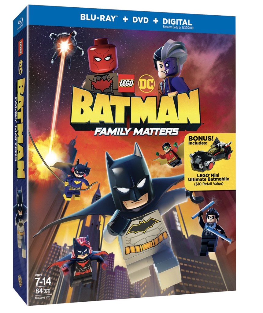 LEGO® DC: Batman – Family Matters