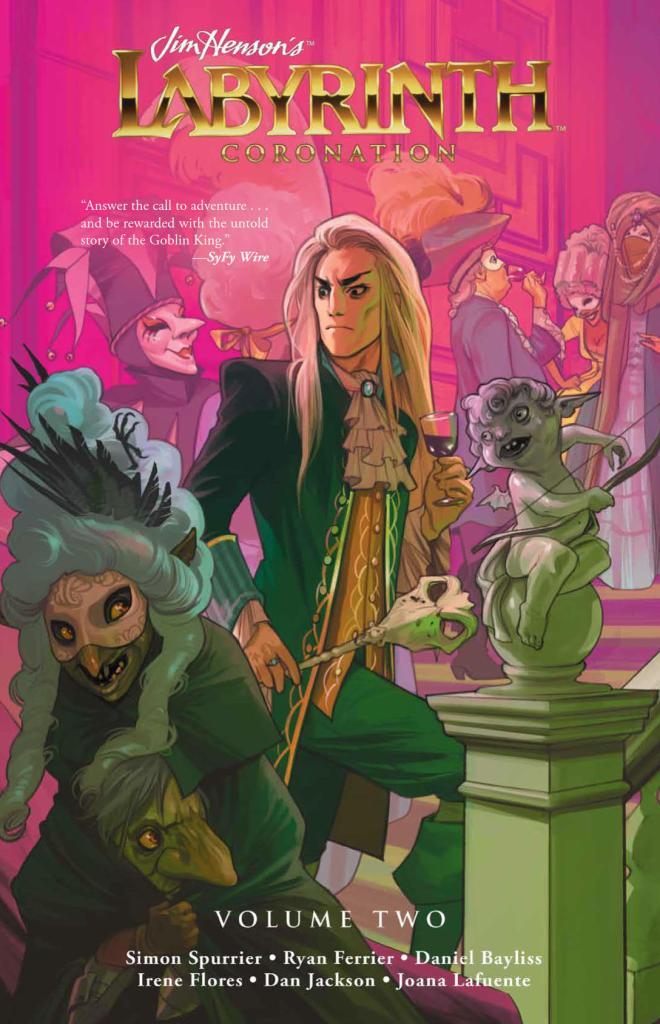 Labyrinth: Coronation Vol. 2 HC