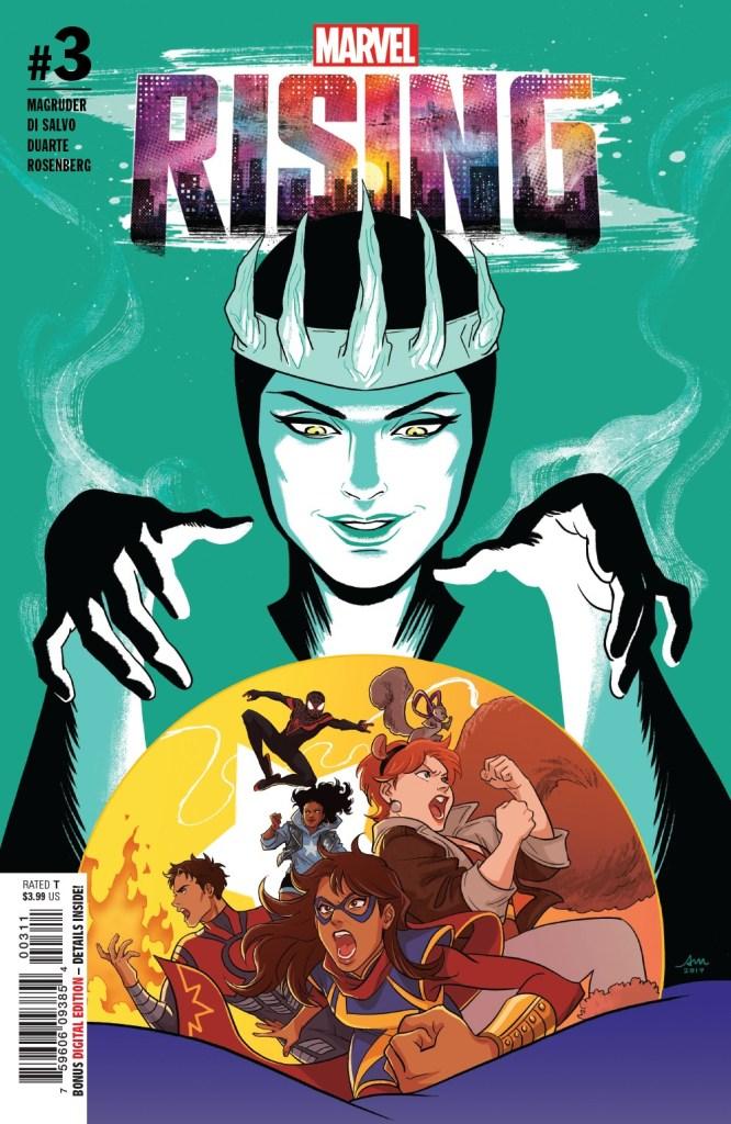 Marvel Rising #3 (of 5)