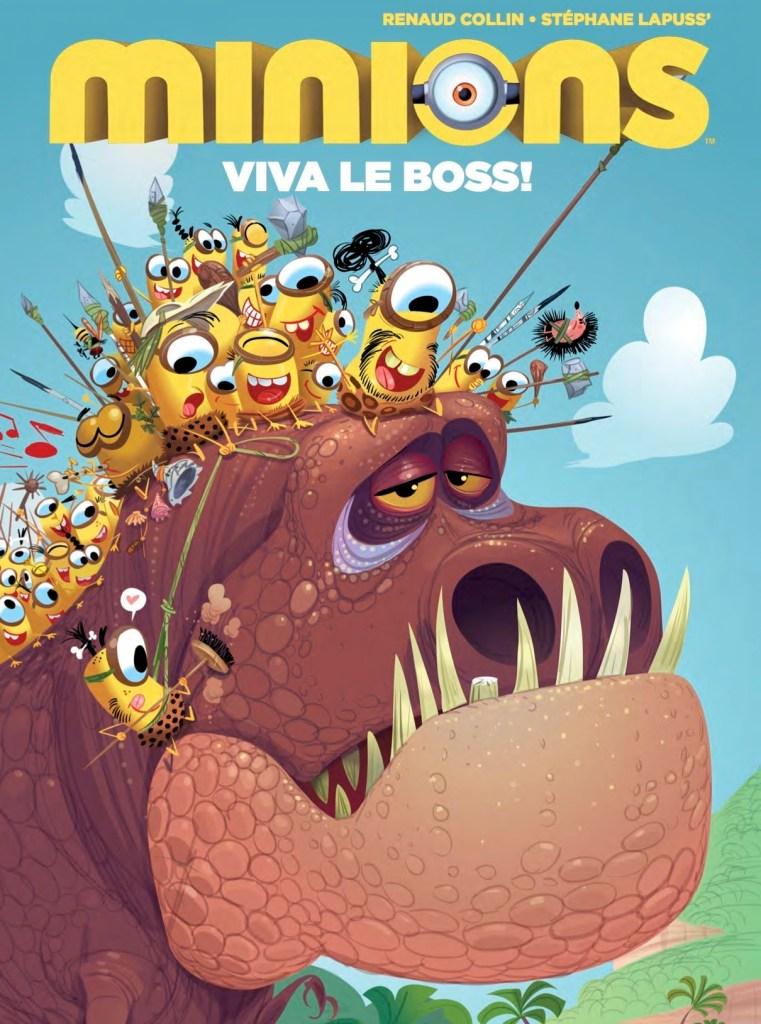 Minions: Viva Le Boss TP