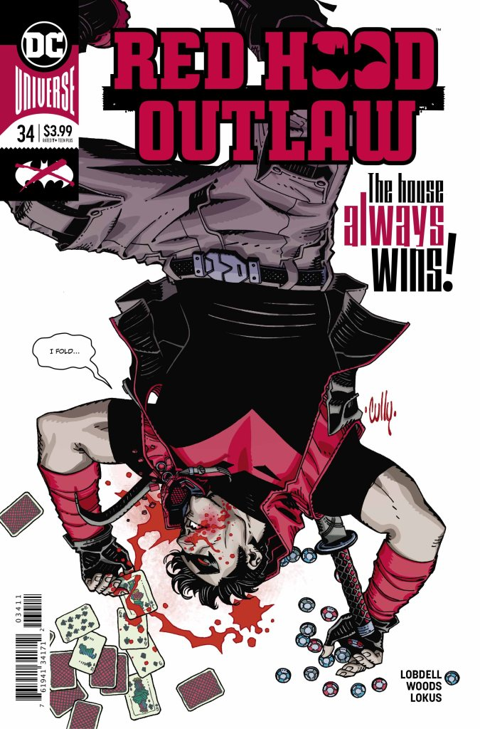 Red Hood Outlaw #34