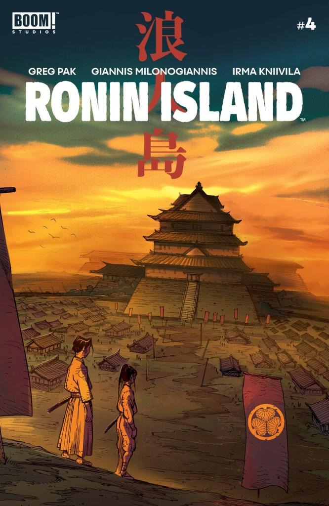 Ronin Island #4