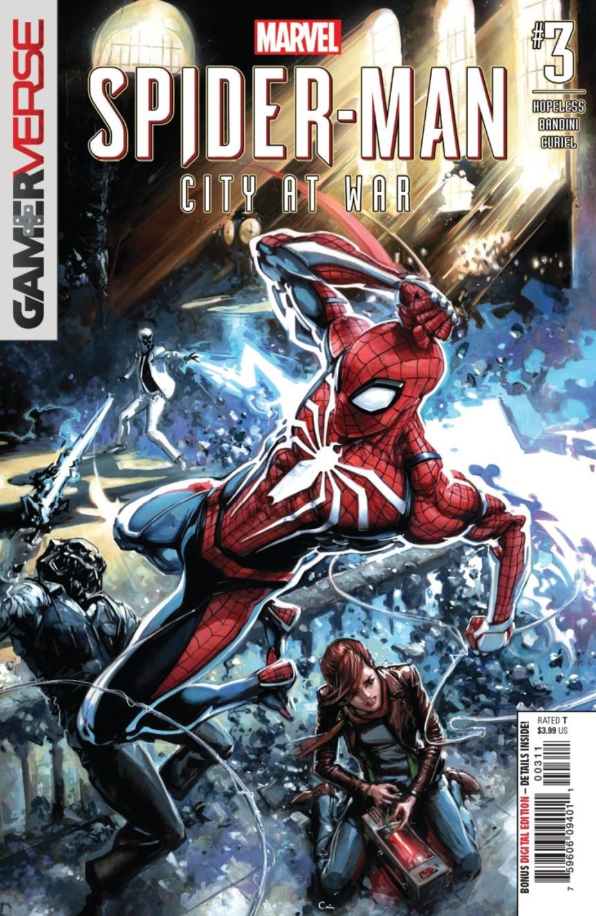 Marvel's Spider-Man: City at War #3