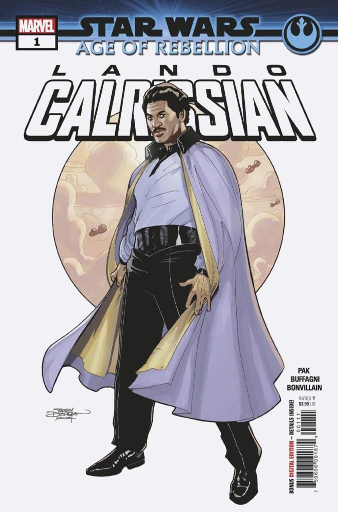 Star Wars: Age of Rebellion - Lando Calrissian