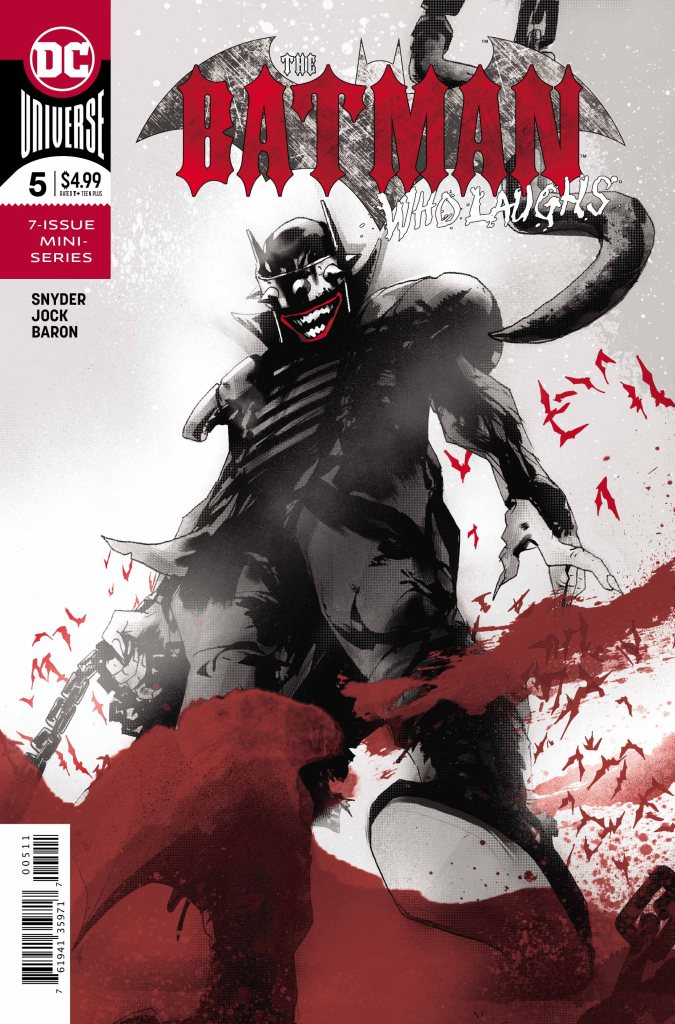 The Batman Who Laughs #5 (of 6)