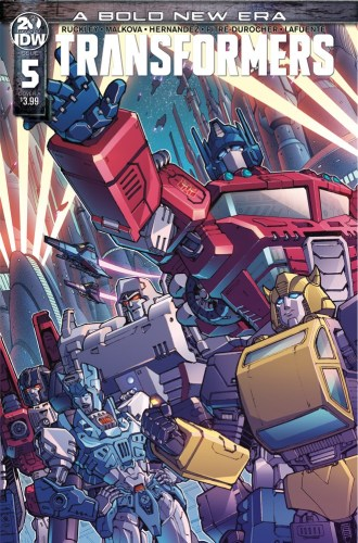 Transformers #5