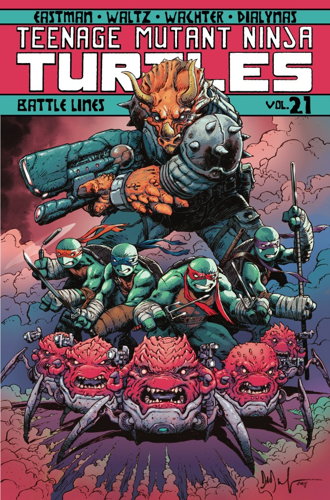 Teenage Mutant Ninja Turtles, Vol. 21: Battle Lines