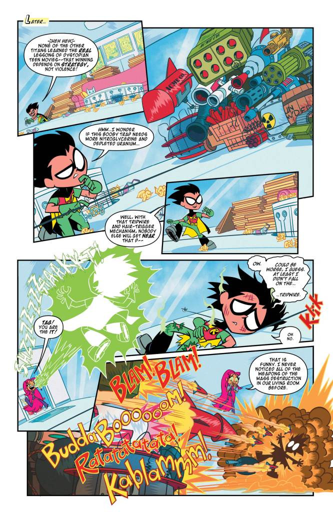 Preview Teen Titans Go 34 Graphic Policy