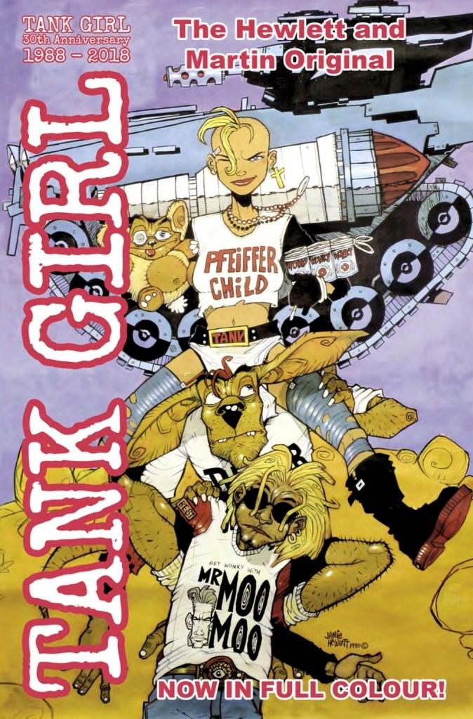Tank Girl Full Color Classics #3: '90-91